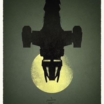 Firefly 10th Anniversary Print