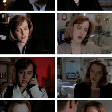 Go Home Scully. You're too Drunk to X-Files.