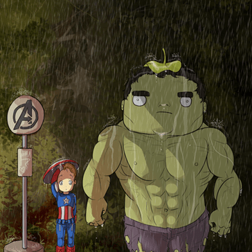 My Neighbor Hulk