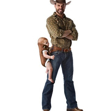 Carry Your Baby Like a Man