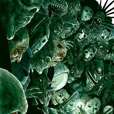 Doctor Who Carnival of Monsters Cover Art