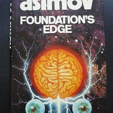 WTF Sci-Fi Book Covers: Foundation's Edge