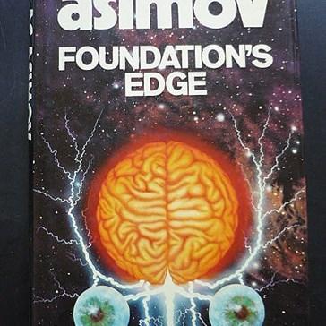 WTF Sci-Fi Book Covers: Foundation's Edge