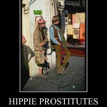 HIPPIE PROSTITUTES