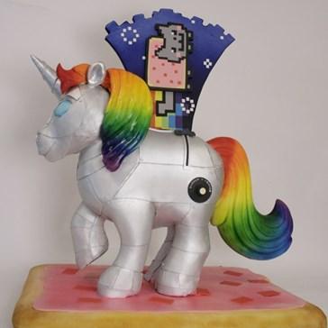 Internet Fantasy Cake