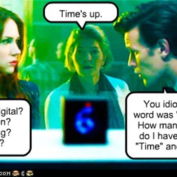 Password:  Dr. Who Edition
