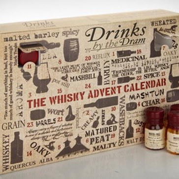 Whiskey to Get You Through the Holidays
