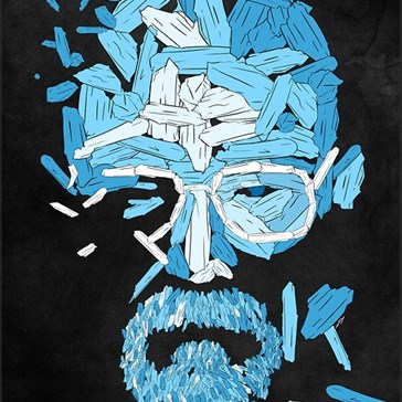 Breaking Bad, by Fabio Frangione