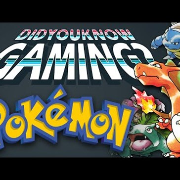More Did You Know Gaming Goodness About Pokémon