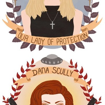 Patron Saints of Sci-Fi Heroines