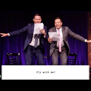 Channing Tatum Joins Jimmy Fallon in Magic Mike (As Written By Children)