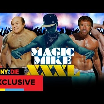 Did You Catch All of These Cameos in Magic Mike XXL? Morgan Freeman!?