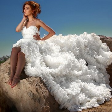 Would You Believe This Dress is Made of Toilet Paper?