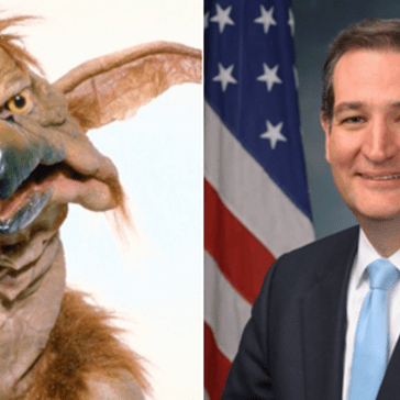 Ted Cruz Has Some Hilarious and Terrifying Doppelgangers