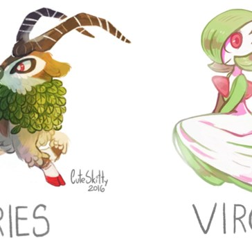 What's Your Pokémon Zodiac Sign?