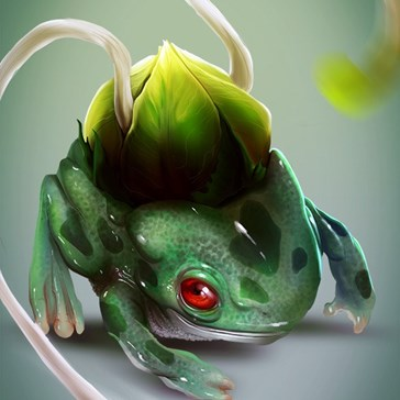 Cool Pokémon Art Imagines Pokémon as Real Animals