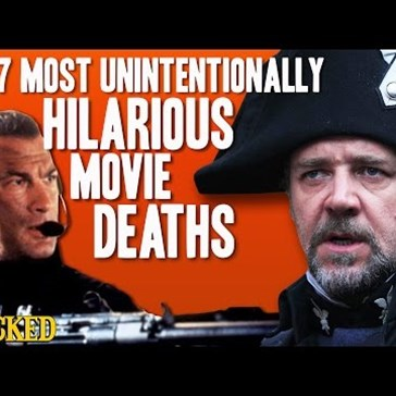 The 7 Most Unintentionally Hilarious Movie Deaths