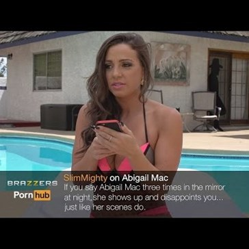 Adult Film Stars Read Mean Internet Comments About Themselves
