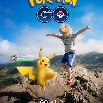 These Pokémon Go Fan Posters Will Make You Desperate for the Game's Release