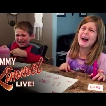 Sorry Kids, Jimmy Kimmel Told Your Parents if They Eat All Your Halloween Candy They'll Get to Be on TV!