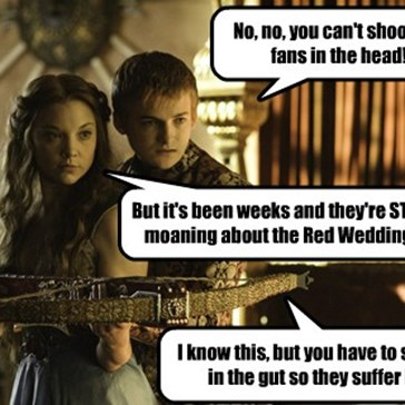Style Points to Joffrey as Usual