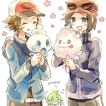 Pokémon Are Delicious