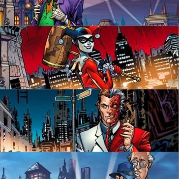 Holy Rogues Gallery, Batman!