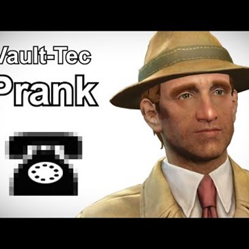 A Vault-Tec Representative Soundboard Makes for a Great Prank Call