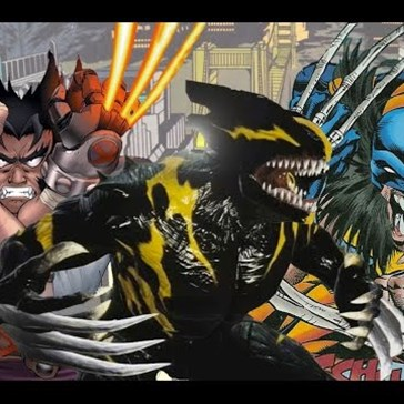 The 5 Weirdest Versions of Wolverine