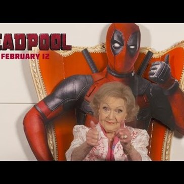 Betty White's Review of Deadpool Is the Only One That Matters