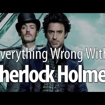 Everything Wrong With Sherlock Holmes (No, Not THAT Sherlock)