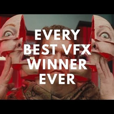 Sit Back and Watch the Evolution of Every Winner for Best Visual Effects, Ever.