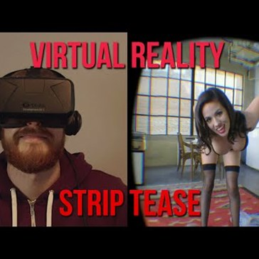 Virtual Reality Strip Tease Prank Takes a Few Friends on a Wild Ride With a Devastating Climax