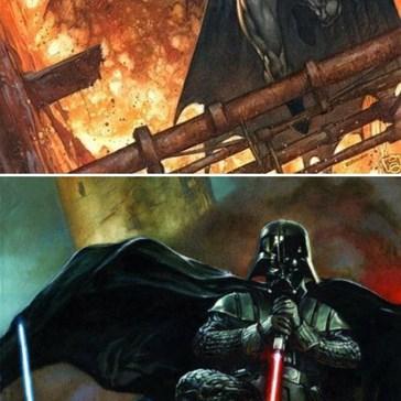 Superhero Lightsaber Duels