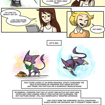 Why Pokémon Battle