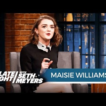 "Maisie Williams Hopes People Are Asking ""What About Arya?"""