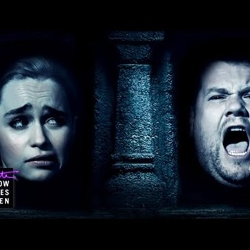 The Hall of Faces Comes to Life Thanks to James Corden