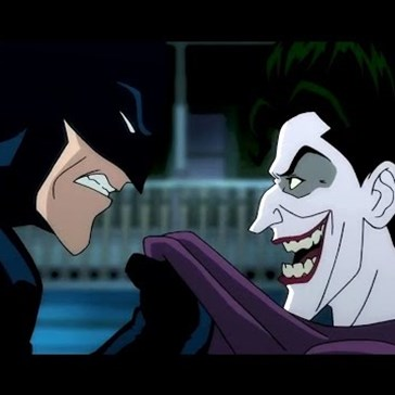 Watch the First Full Trailer for R-Rated Animated Batman: The Killing Joke