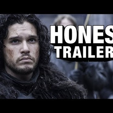 This Game of Thrones Honest Trailer is Too Real