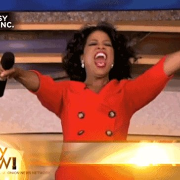 Everyone Gets An Oprah Afterlife