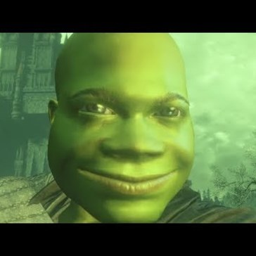 Dark Souls Player Gloriously Trolls Everyone by Defending His Swamp as Shrek