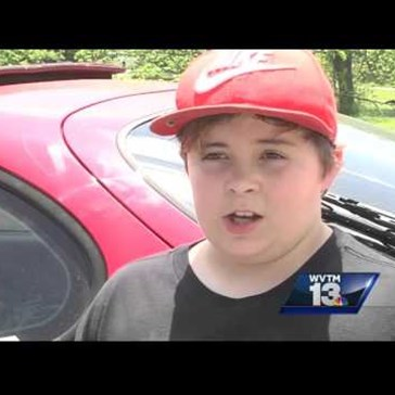 BAMF 11-Year-Old Shoots a Burglar in the Leg and Calls Him a Baby For Crying About It
