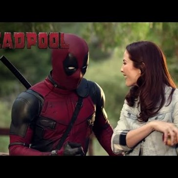 The Newest (Best) Deadpool Commercial Wants to Give Guys Erections That'll Last Longer Than 4 Hours