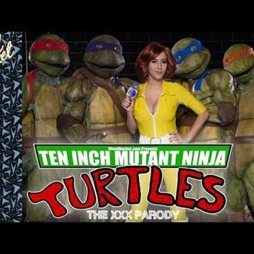 The Teenage Mutant Ninja Turtles Porn Parody Is Coming to Ruin What's Left of Your Happy Childhood Memories