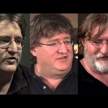 Watch Valve's Gabe Newell Slowly Turn Into George Lucas in a Collection of Frustrating Interviews About a Game That's Never Coming out