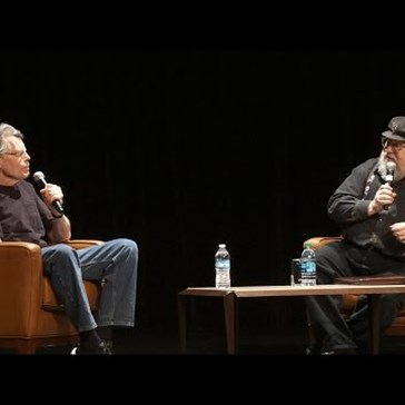 George R.R. Martin Asks Stephen King How He Writes so Fast