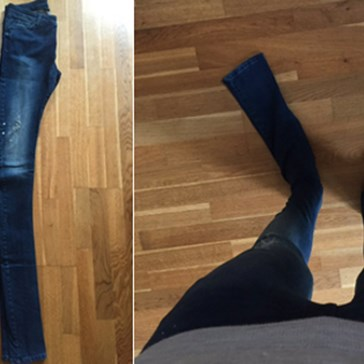 The Internet Is Obsessed with These Extremely Long Jeans Accidentally Being Shipped to People