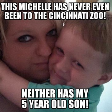 The Wrong Mother Is Getting Blamed on Facebook For the Death of Cincinnati Zoo Gorilla