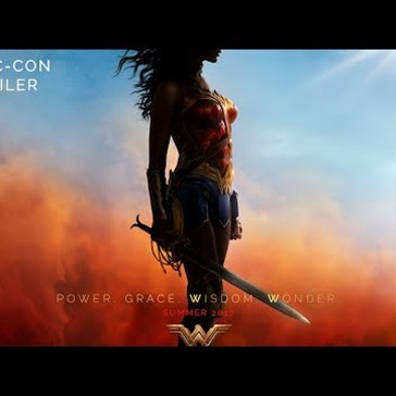 The Official Trailer for Wonder Woman Is Here, and Gal Gadot Is Straight Fire