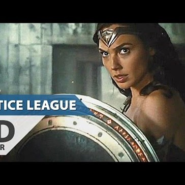 The Justice League Trailer Debuts at Comic-Con and It Exceeds Our Wildest Expectations